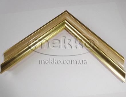 """Багет """"P sait gold white"""" (2,7 cm) Napoli Italy  Миколаїв"""