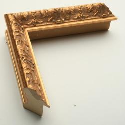 """Багет """"P 216 gold"""" (2,8 cm) Napoli Italy  Миколаїв"""