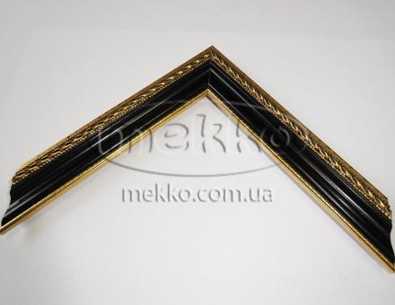 """Багет """"P 527 black"""" (2.7 cm) Napoli Italy  Миколаїв"""